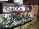 MACHINE A CAFÉ DEUX GROUPES