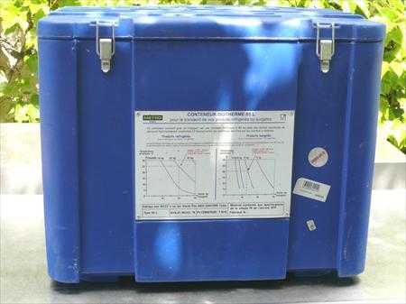 Containers caissons chariots bacs sacs isothermes en for Conteneur maritime occasion pas cher