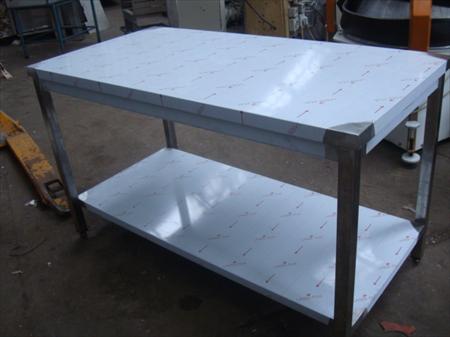 tables inox 1800 x 700 en france belgique pays bas luxembourg suisse espagne italie maroc. Black Bedroom Furniture Sets. Home Design Ideas