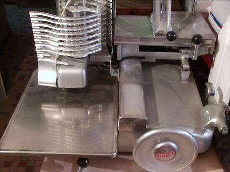 Trancheur berkel ep115 moteur berkel 900 54260 fresnois la montagne meurthe et - Machine a couper le jambon berkel ...