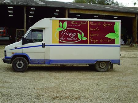 camion frigorifique peugeot j5 18500 51200. Black Bedroom Furniture Sets. Home Design Ideas
