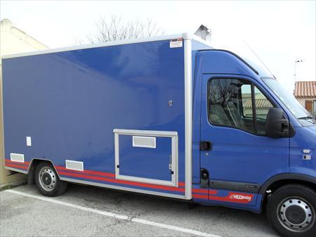 camion r tissoire pizza renault master dci 100 40000. Black Bedroom Furniture Sets. Home Design Ideas
