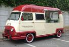 RENAULT ESTAFETTE, FOOD TRUCK, RESTAURATION
