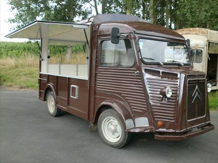 food truck snack hy citroen 16000 62120 aire sur. Black Bedroom Furniture Sets. Home Design Ideas