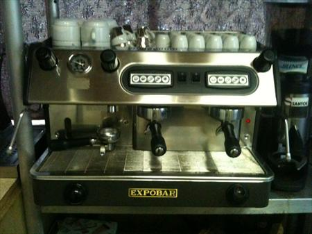 Machine Cafe Dijon Pro