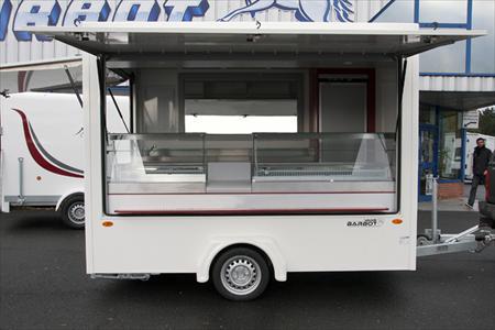 Remorque boucherie vans barbot 14100 lisieux calvados - Remorque cuisine barbot ...