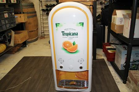 vend machine a jus de fruits tropicana bib 10l 450. Black Bedroom Furniture Sets. Home Design Ideas