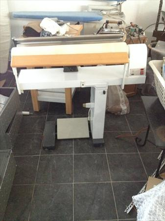 Machine repasser aeg electronic 450 92140 - Machine a repasser automatique prix ...