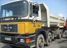 Camion (PTAC > 3,5 t): Benne basculante de chantier et de TP
