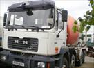 Camion (PTAC > 3,5 t): Bétonnière