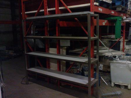 Meubles rangement inox tag res armoires etc en nord pas for Destockage meuble nord