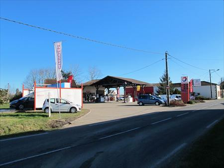 Fond de commerce garage station services citro n total for Garage total ozoir la ferriere
