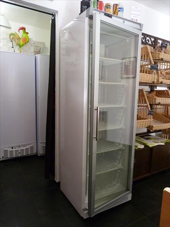 armoire negative porte vitree nosem 900 33360. Black Bedroom Furniture Sets. Home Design Ideas