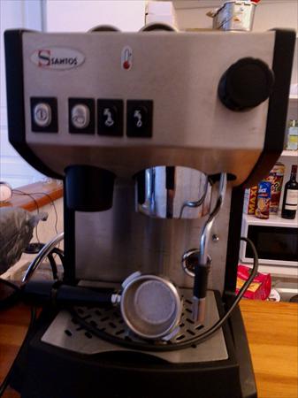 machine caf santos 350 63000 clermont ferrand puy de dome auvergne annonces achat. Black Bedroom Furniture Sets. Home Design Ideas