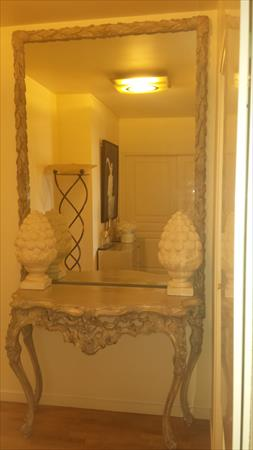 console avec miroir epi 1800 92130 issy les moulineaux hauts de seine ile de france. Black Bedroom Furniture Sets. Home Design Ideas