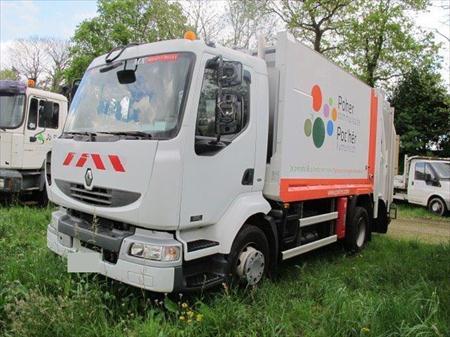 camion ptac 3 5 t benne a ordure m nag res renault midlum 29610 garlan finist re. Black Bedroom Furniture Sets. Home Design Ideas