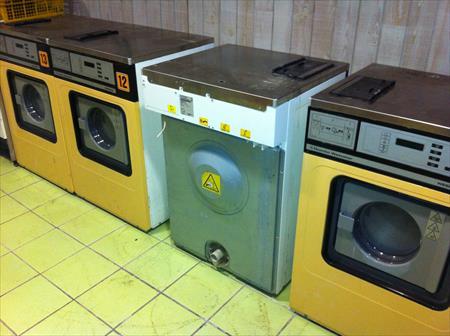 4 machines a laver electrolux wascator 600 56400. Black Bedroom Furniture Sets. Home Design Ideas