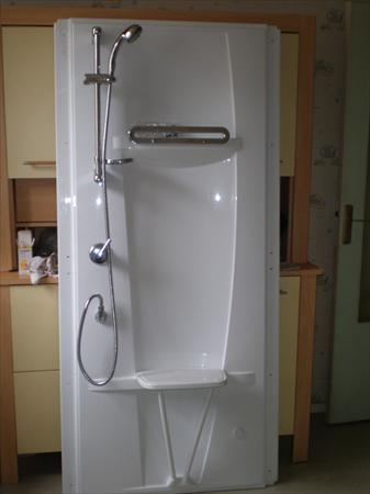 Cabine douche d angle 250 77730 saacy sur marne - Cabine de douche occasion particulier ...