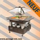 BUFFET ILOT REFRIGERE CENTRAL CHAUD OU FROID