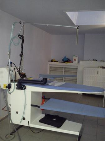table repasser professionnelle pony classic 130 1000. Black Bedroom Furniture Sets. Home Design Ideas