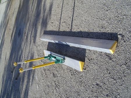 Lisseuse beton occasion