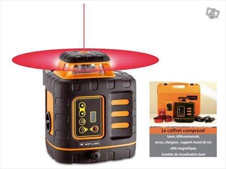 niveaux lasers tr pieds lunettes optique de chantier en. Black Bedroom Furniture Sets. Home Design Ideas
