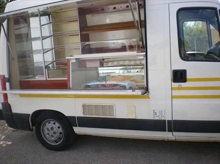 camion amenage boulangerie patisserie peugeot boxer 18000 72200 la fleche sarthe pays. Black Bedroom Furniture Sets. Home Design Ideas