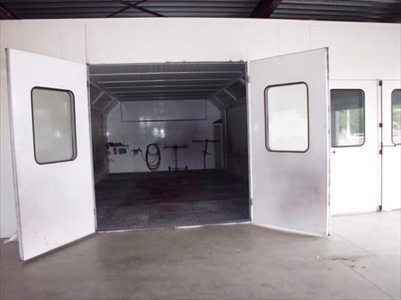 cabine de peinture four garmat 7060 soignies nord pas de calais annonces achat vente. Black Bedroom Furniture Sets. Home Design Ideas