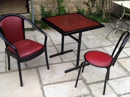 mobilier de salle et terrasse tables chaises etc en languedoc roussillon occasion ou. Black Bedroom Furniture Sets. Home Design Ideas