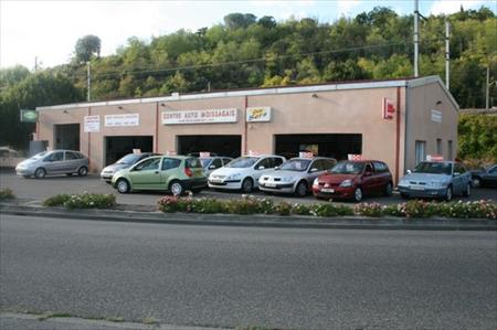 Fond de commerce garage 90000 82200 moissac tarn for Vente fond de commerce garage automobile
