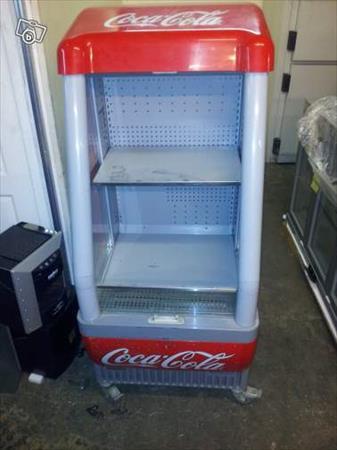 Vitrines armoires boissons r frig r es en france - Meuble coca cola ...