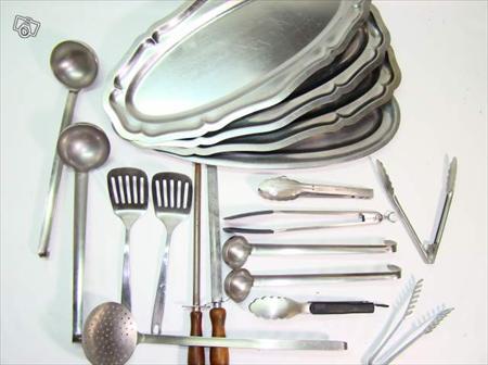 Petit lot de materiel de cuisine pro 50 56100 for Petit materiel de cuisine pro