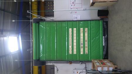 Chambre froide fruits et legumes 220m2 43000 83270 for Temperature chambre froide fruits et legumes