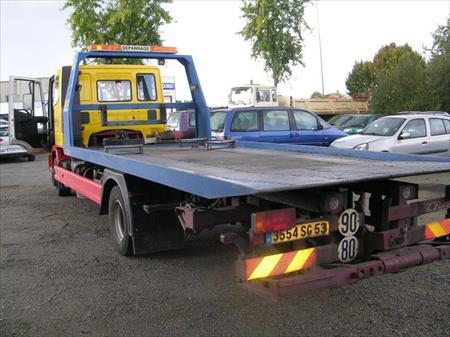camion ptac 3 5 t porte voitures iveco 120e15 61000 alencon orne basse normandie. Black Bedroom Furniture Sets. Home Design Ideas