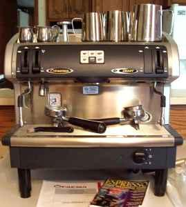 Machine a cafe professionnelle faema 550 69100 villeurbanne rhone rhone alpes - Machine a cafe enfant ...