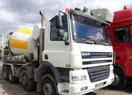 camion ptac 3 5 t b tonni re daf 49070 st jean. Black Bedroom Furniture Sets. Home Design Ideas
