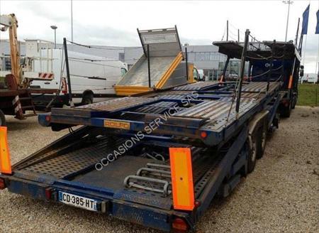 camion ptac 3 5 t porte voitures renault premium 420. Black Bedroom Furniture Sets. Home Design Ideas