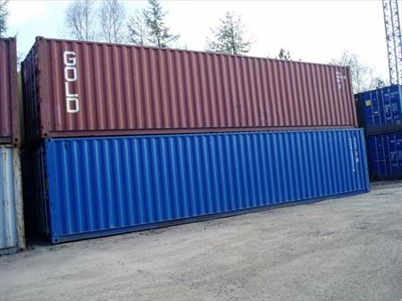 Container maritime 40 39 longueur 12 m tres 33m2 cubner for Container maritime prix