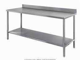 Table inox plonge evier 249 95240 cormeilles for Table evier inox professionnel