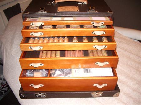 mallette maquillage pro couleur caramel bio couleur caramel 550 31300 toulouse haute. Black Bedroom Furniture Sets. Home Design Ideas