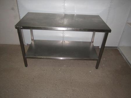 tables inox 1400 x 700 en france belgique pays bas luxembourg suisse espagne italie maroc. Black Bedroom Furniture Sets. Home Design Ideas
