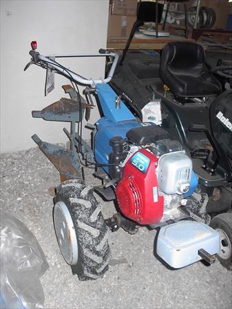 Motoculteur Staub St4452c Staub 2500 63160 Montmorin Puy De Dome Auvergne Annonces