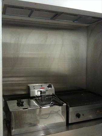 Restauration rapide vente emporter 95000 14000 for Equipement professionnel restauration rapide