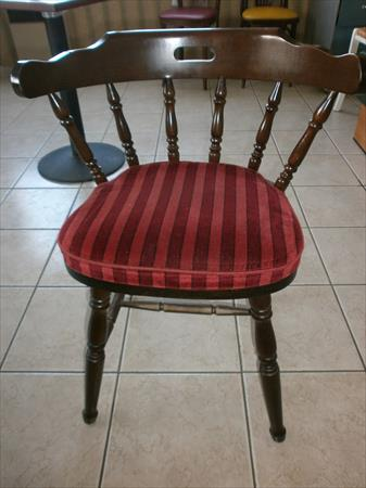 Chaises bois style western 29 35000 rennes ille for Chaise western