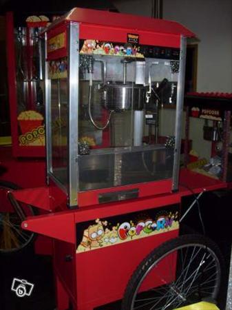 machine pop corn chariot pop corn neuve von xirod 990 91800 brunoy essonne ile de. Black Bedroom Furniture Sets. Home Design Ideas