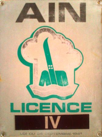 Licence iv 4300 01260 hotonnes ain rhone alpes - Licence 4 prix ...
