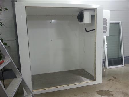 Chambre froide vitr e casa flor 2400 88100 saint for Chambre climatique