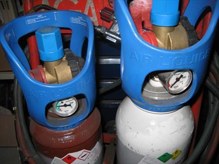 Chalumeau oxy ac tyl ne minitop air liquide 299 01500 douvres ain rhone alpes - Chalumeau oxy acetylene ...