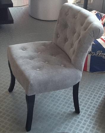 vend fauteuil gris perle neuf 50 77000 fontainebleau seine et marne ile de france. Black Bedroom Furniture Sets. Home Design Ideas