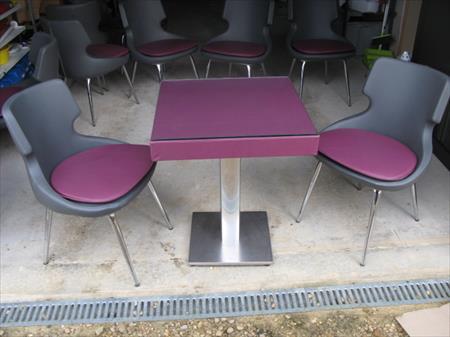 ameublement chaise, table pour bar, salon de thÉ : à 750 ? | 01500 ... - Table Et Chaise Occasion Pour Restaurant